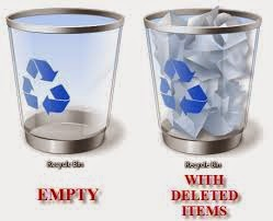 How to Get Back Deleted RECYCLE BIN