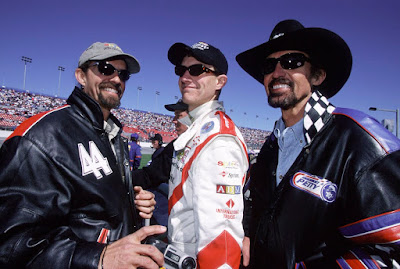 Petty is the son of seven-time premier series champion Richard Petty and the grandson of Lee Petty.