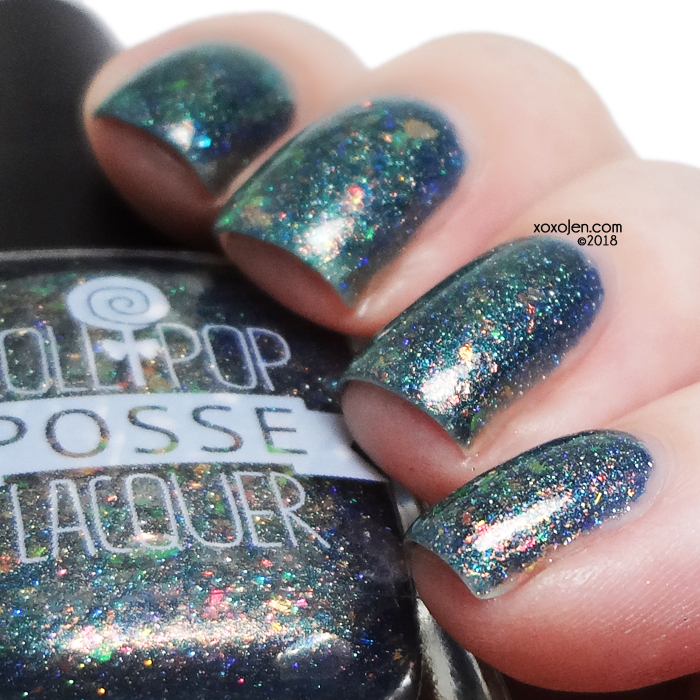 xoxoJen's swatch of Lollipop Posse Our Lady of the Trees
