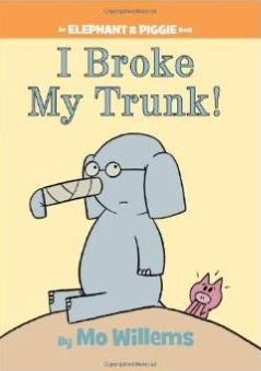 LadyD Books Review: I Broke My Trunk!