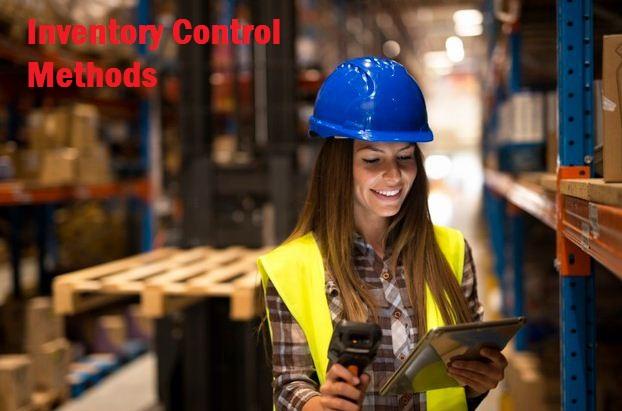 Inventory Control Methods And Procedures