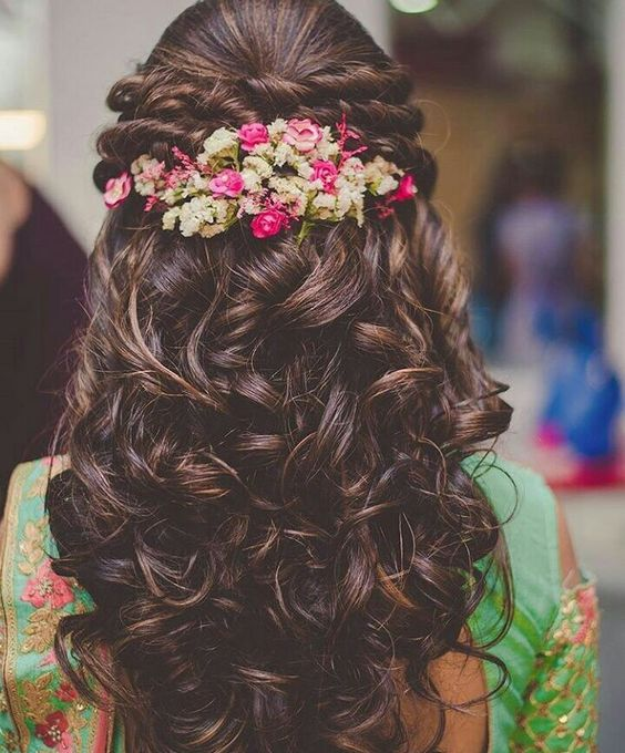 Wedding Hairstyle For Long Hair Tutorial: 9 Stunning Reception Hairstyles For 2018