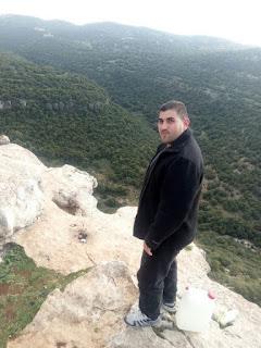 احمد نصير في ربوع عنبه