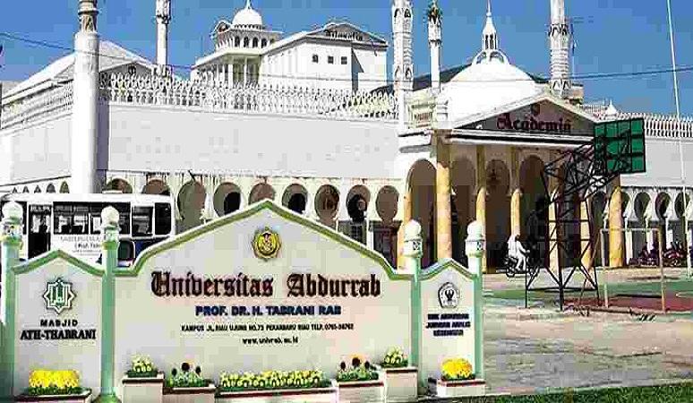 PENERIMAAN MAHASISWA BARU (UNIVRAB) UNIVERSITAS ABDURRAB