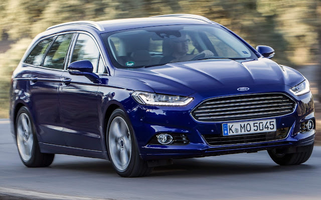 Novo Ford Fusion SW
