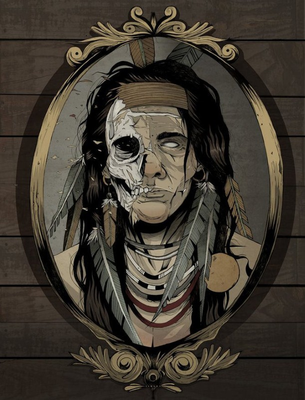 Темная сторона таланта Alexander Wells 32