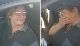 Πελάτης Χάρισε Αυτοκίνητο Σε Υπάλληλο Των McDonald's Γιατί Ήταν Πολύ Ευγενική