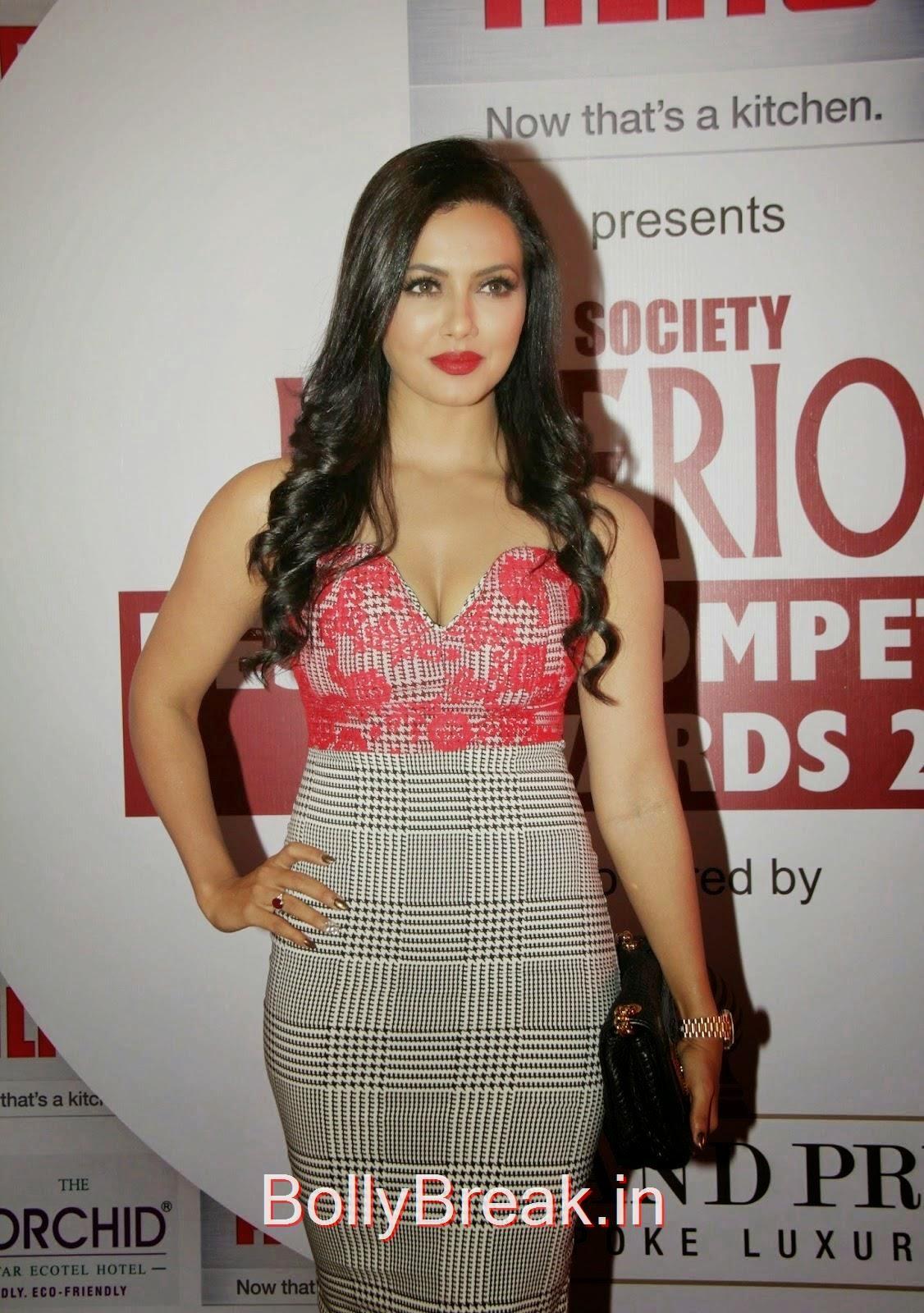 ,  Sana Khan Hot Pics in HD from Awards