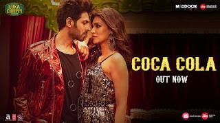 Coca Cola Lyrics   Luka Chuppi   Tony Kakkar   Neha Kakkar