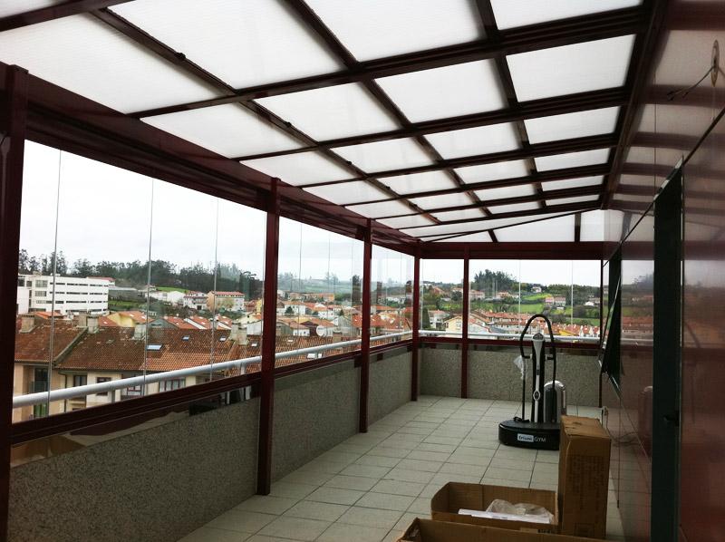 Techos fijos cerramientos en m laga 609 368 754 - Cubiertas de aluminio para terrazas ...