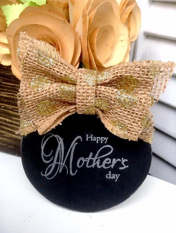 Idéias de presentes DIY - Dia das Mães
