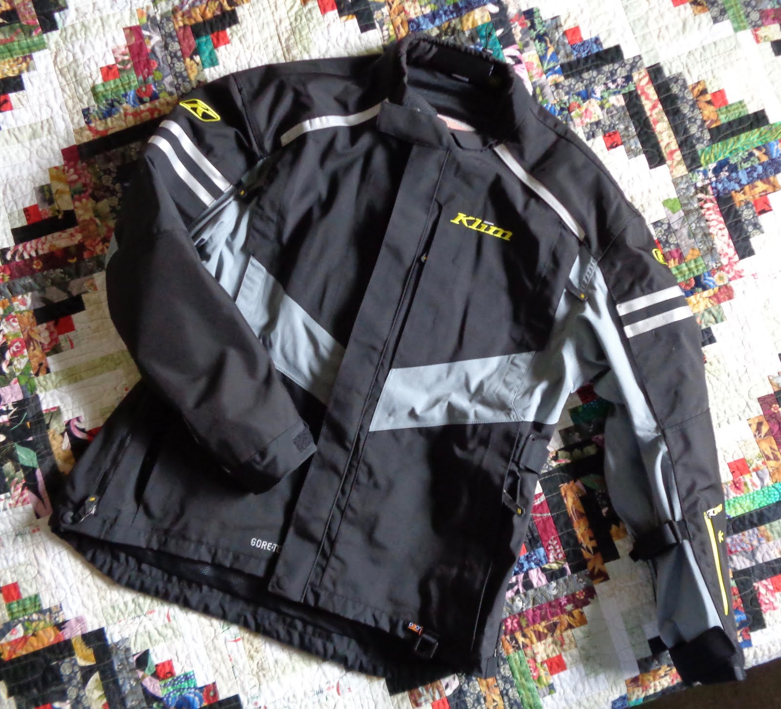 Klim Latitude Three (or four?) Season Jacket