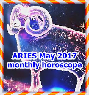 ARIES May 2017 monthly horoscope forecast zone