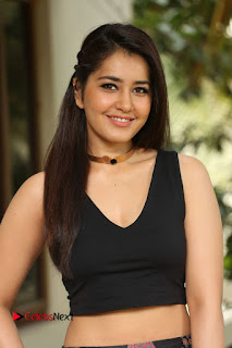 Actress Rashi Khanna Pictures at Hyper Movie Interview  0011.JPG