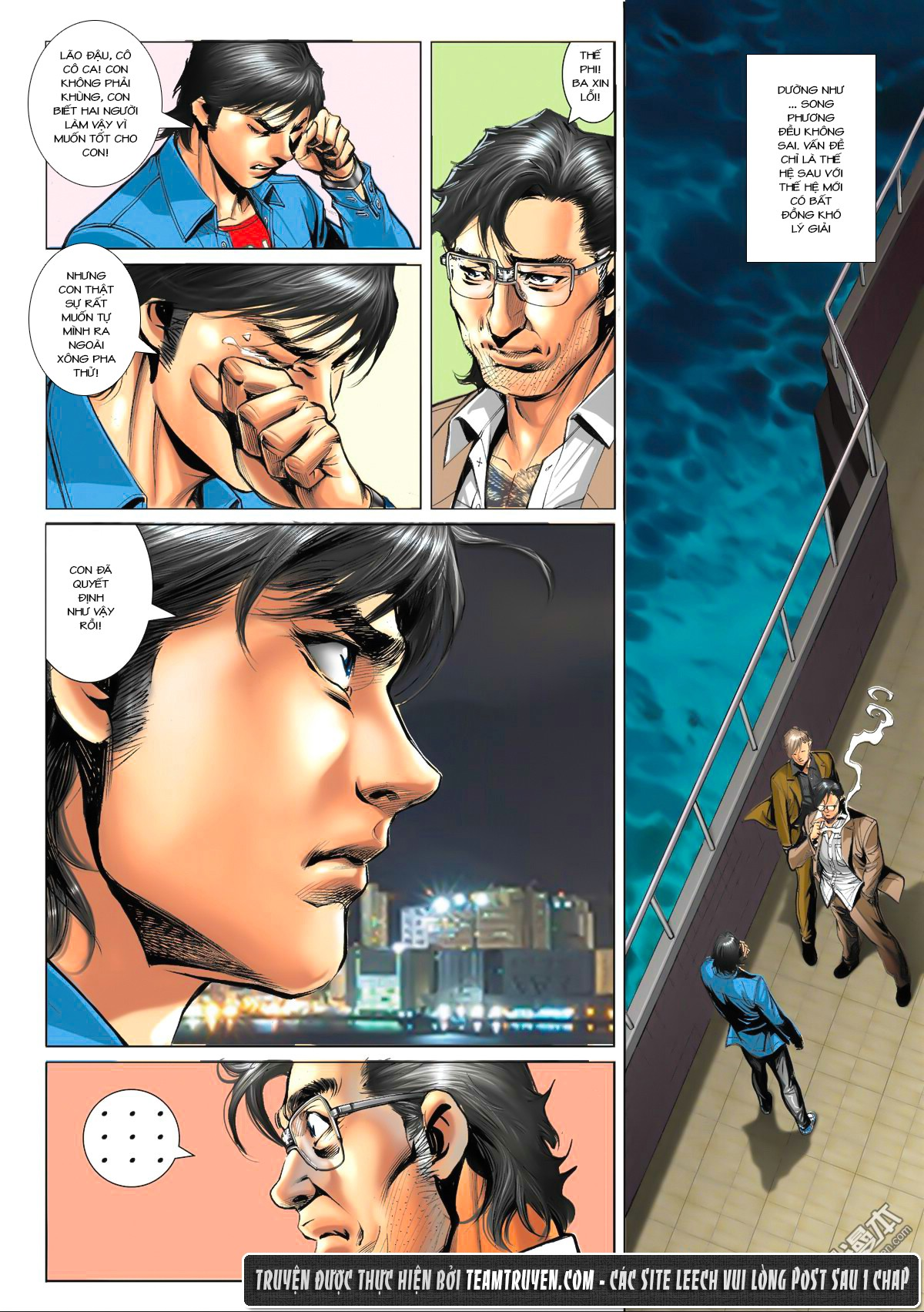 Người Trong Giang Hồ NetTruyen chap 1564 - Trang 11