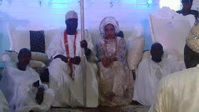 ooni of ife and new wife pictures