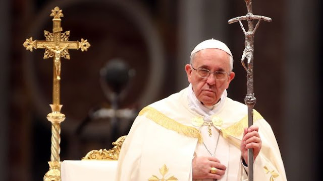 Paus Reformasi Prosedur Pembatalan Pernikahan Bagi Umat Katolik Supaya Dipermudah