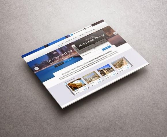 Travel Booking Web Design