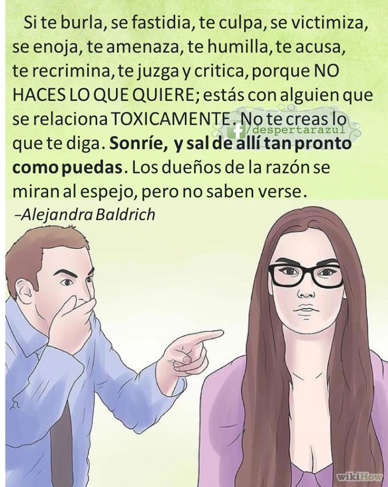 Manipulación, Alejandra Baldrich