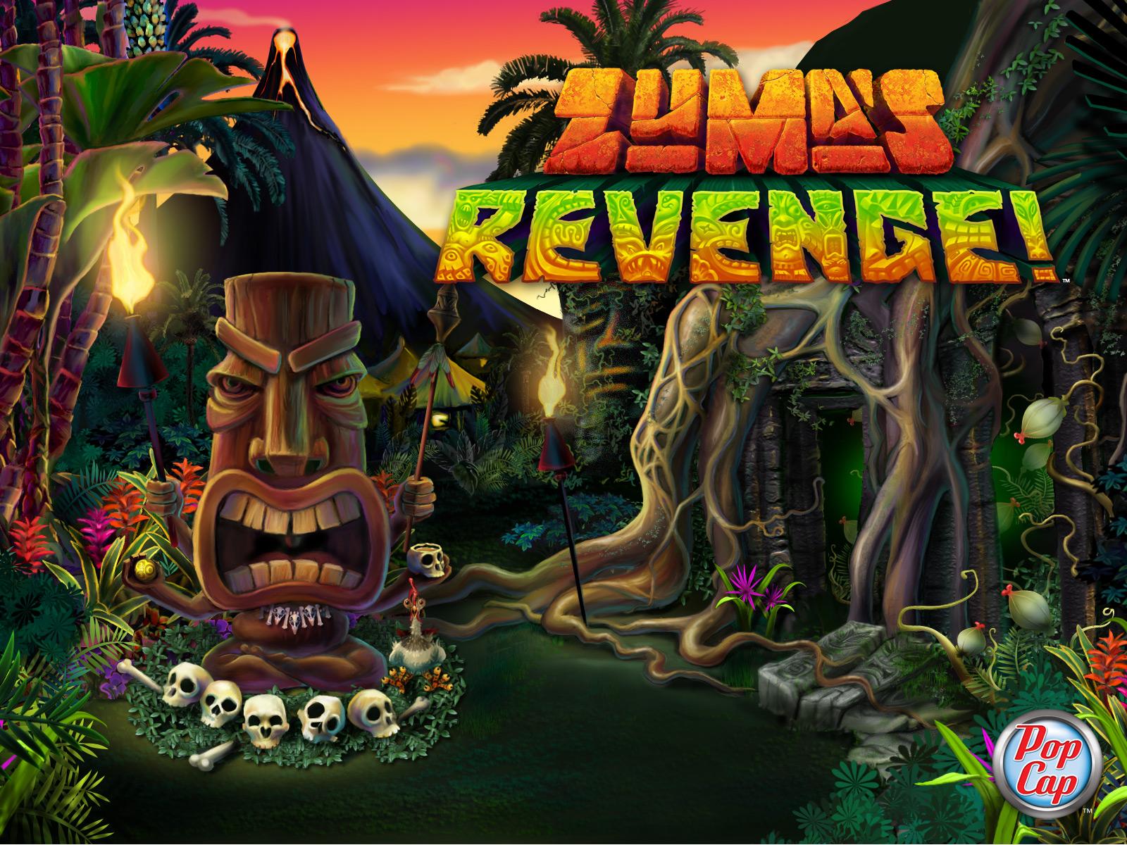 Wie es der Name bereits zum Ausdruck bringt handelt es sich bei Zumas Revenge um den zweiten Teil des legendären BallerspielKlassikers Zuma Natürlich