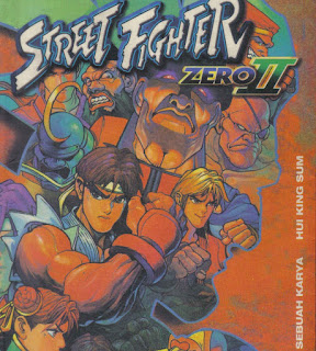 STREET FIGHTER ZERO II