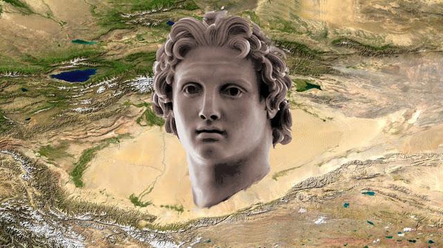 Ποια η αναζήτηση του Μ.Αλεξάνδρου στην σκληρότερη έρημο του κόσμου;