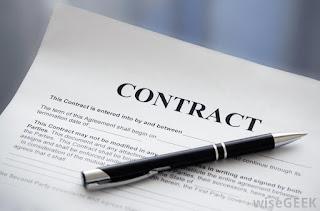 Fungsi dan Jenis-jenis Kontrak Konstruksi