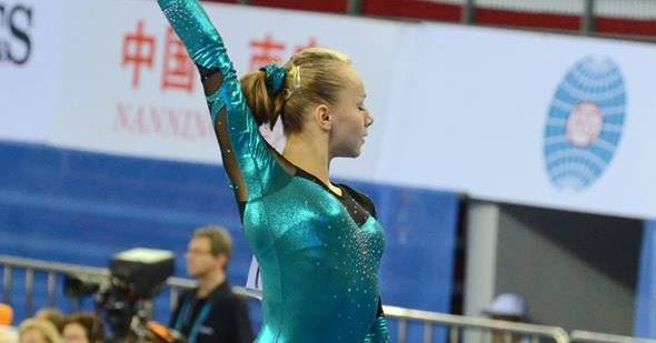Alla Sosnitskaya Leaves Russia For Georgia Wogymnastika