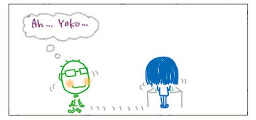 Ah… Yoko…