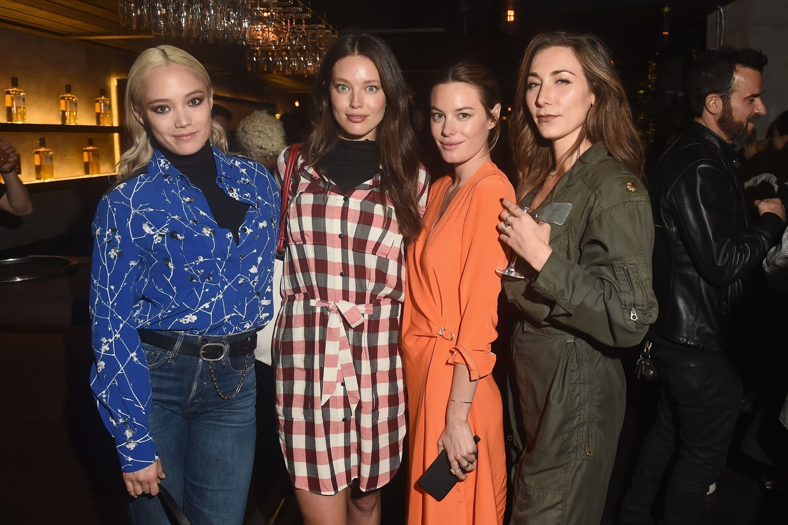 Emily Didonato - Rag & Bone's A Last Supper in celebration of its Fall collection in NYC - 02/08/2019