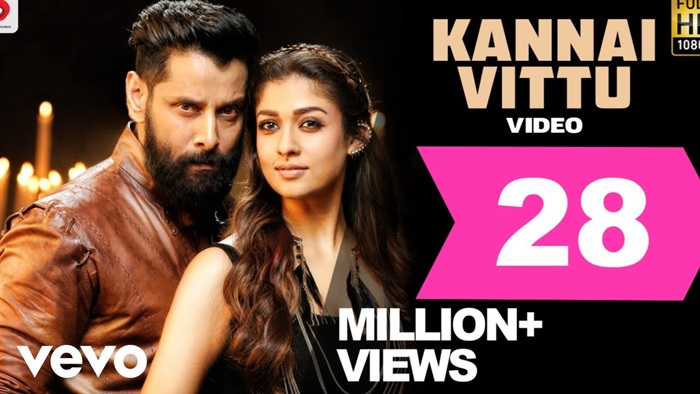 Kannai Vittu Video Song Download Iru Mugan 2016 Tamil