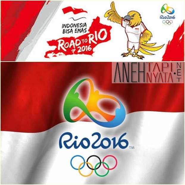 Fakta Unik Keikutsertaan Indonesia Dalam Perhelatan Olimpiade Rio De Janeiro Brazil