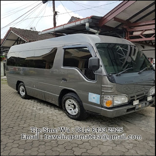 RENTAL ISUZU ELF LONG MEDAN