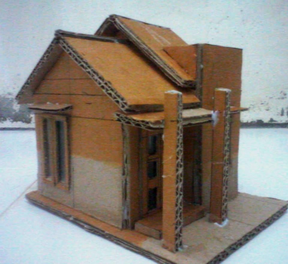 Rumah Stik Es Krim - Berita Jakarta