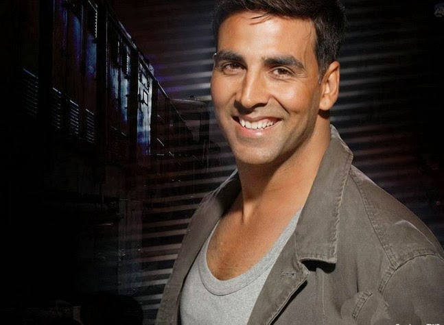 Akshay Kumar smile photo