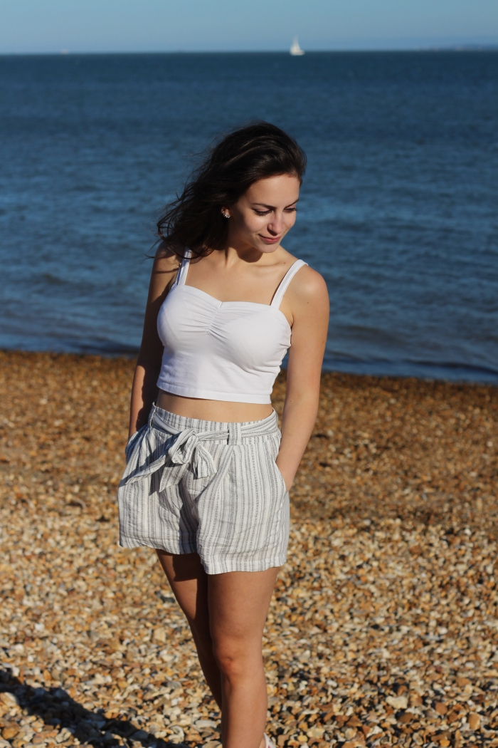 Calshot Beach New Look Shorts