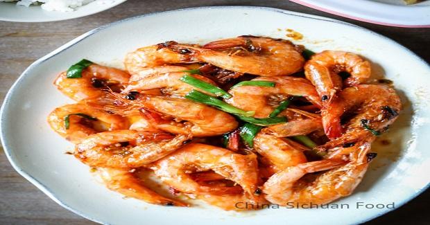 Ketchup Shrimp Recipe