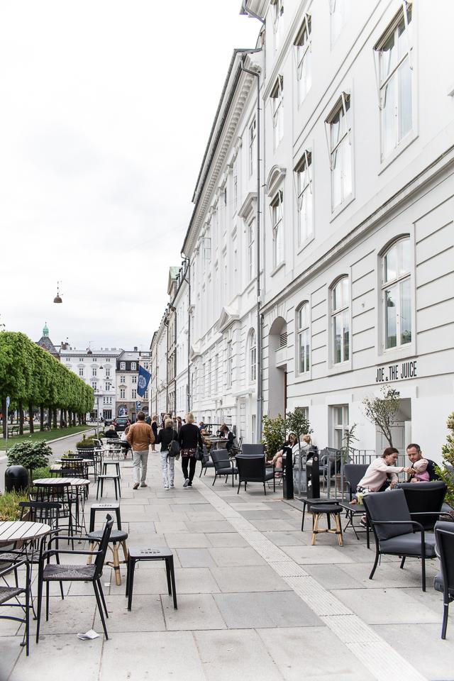 Villa H, miniloma, matkailu, Kööpenhamina