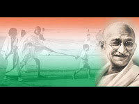 biography of gandhi