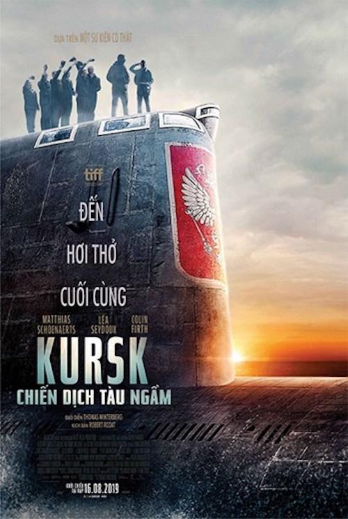 Xem Phim Kursk: Chiến Dịch Tàu Ngầm - Kursk