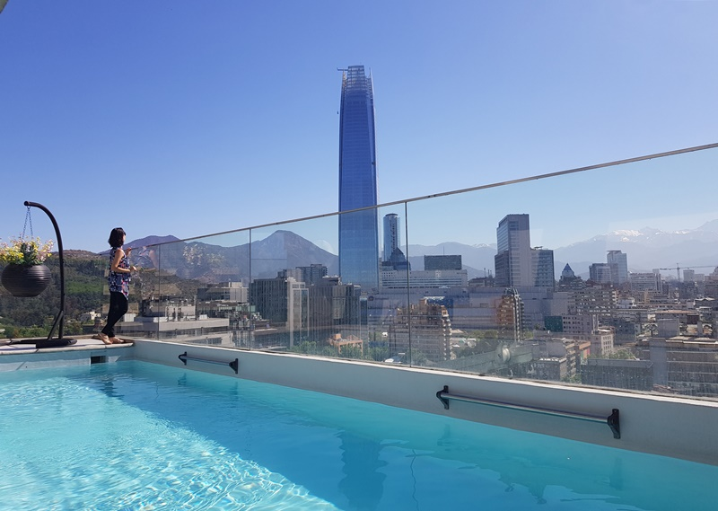 Onde ficar em Santiago: bairro da Providencia