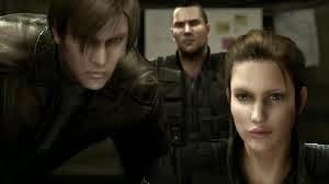 Resident Evil 2008 -Vùng Đất Quỷ Dữ: Sự Suy Đồi