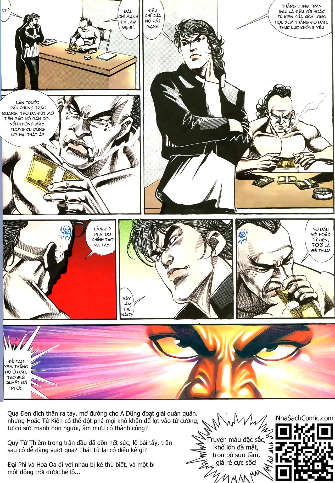 Người Trong Giang Hồ chapter 188: chiến nô trang 29