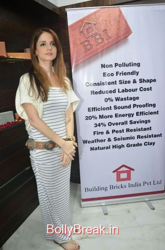Sussanne Khan snapped at the launch of Building Bricks in Mumbai, Sunny Leone, Neha Dhupia, Sonakshi Sinha Snapped At DIfferent Events