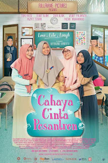 Download Film Cahaya Cinta Pesantren (2017) HDTV