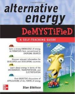 Download free ebook Alternative Energy Demystified pdf