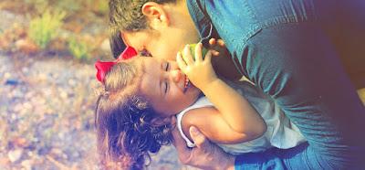 Glück, Liebe, Zuwendung, Familie, Kind, Lachen