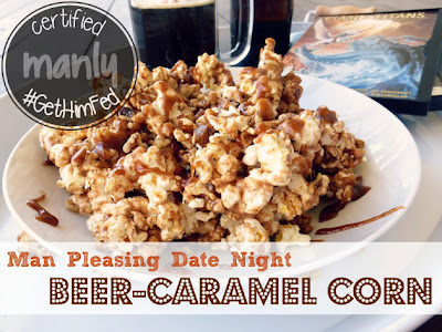 Beer Caramel Corn at #GetHimFed from www.anyonita-nibbles.com
