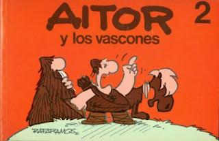 Aitor y los Vascones nº 2