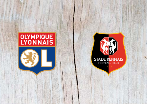 Lyon vs Rennes - Highlights 05 December 2018